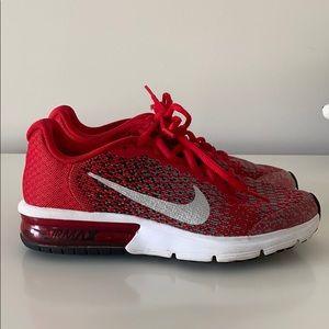 Boys Nike Air Max Sequent